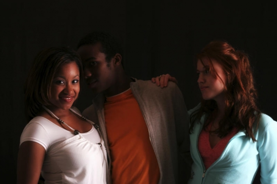 African men wired to polygamy