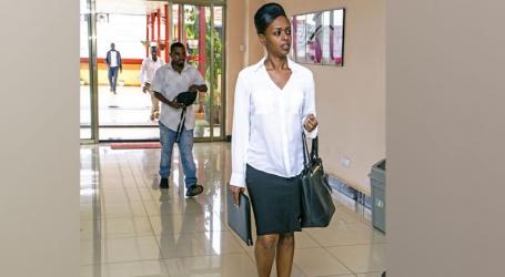 Nude photos of Rwandese presidential aspirant leak