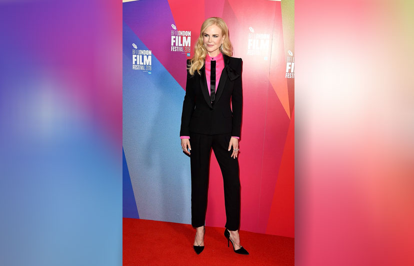 Nicole Kidman at the premiere of 'Destroyer'
