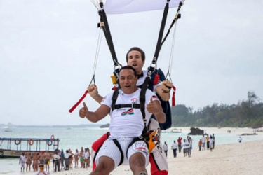 Of Balala 'jumping off a plane' and the curious case of Benjamin Button