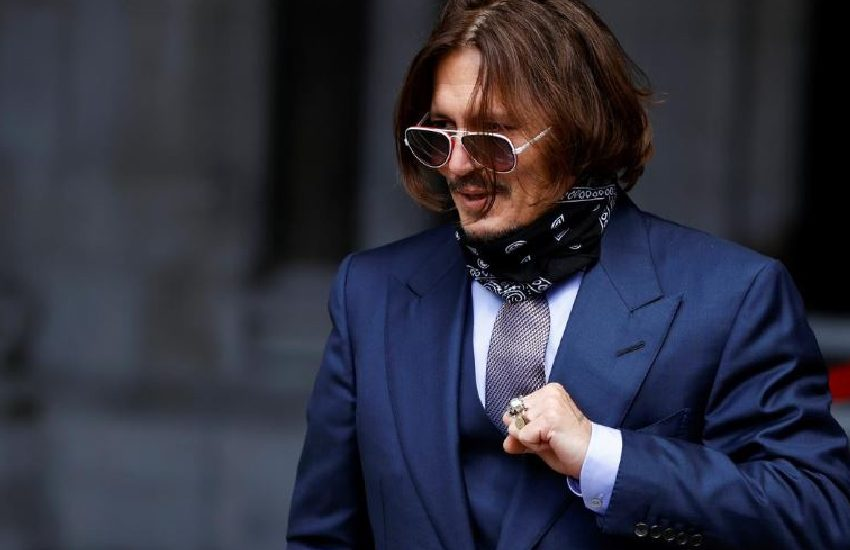 Paper made up quotes to defame Depp, actress tells UK libel trial