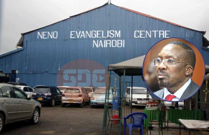 Pastor Ng'ang'a's Neno Evangelism church ordered out of prime land