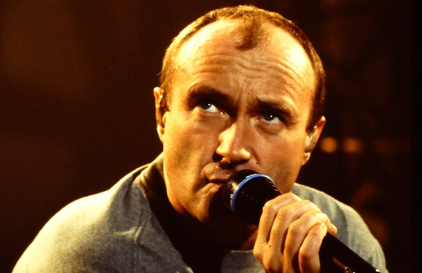 Phil Collins 'hopes to evict ex-wife Orianne Cevey after she secretly remarried'