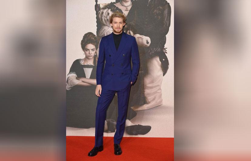 Joe Alwyn, London Film Festival 2018