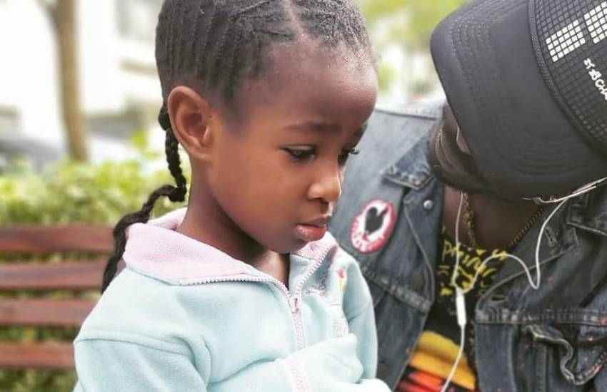 Quarantine chronicles: Nameless' daughter says she wants another family