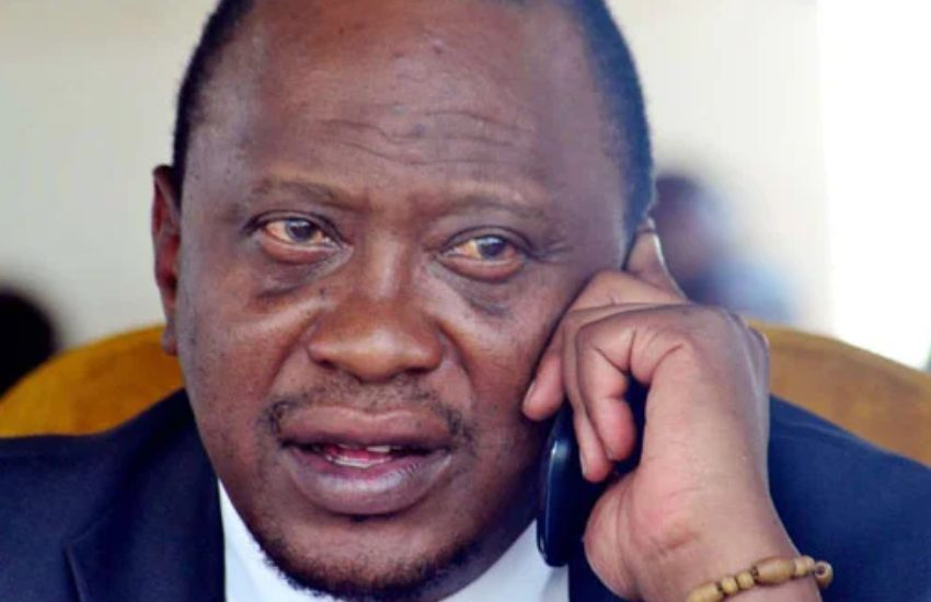 Random phone link with President Uhuru excites Elburgon youth