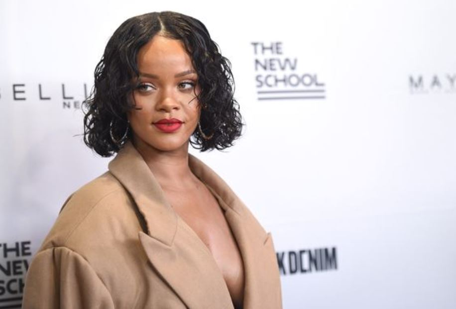 Rihanna left with black eye as e-scooter flipped and smacked her in the face