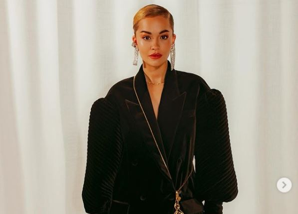 Rita Ora sparks engagement rumours after being spied with ring on wedding finger