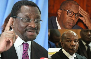 Sh1 billion up for grabs: Battle of wits as top lawyers eye millions