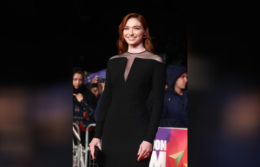 Eleanor Tomlinson, London Film Festival 2018