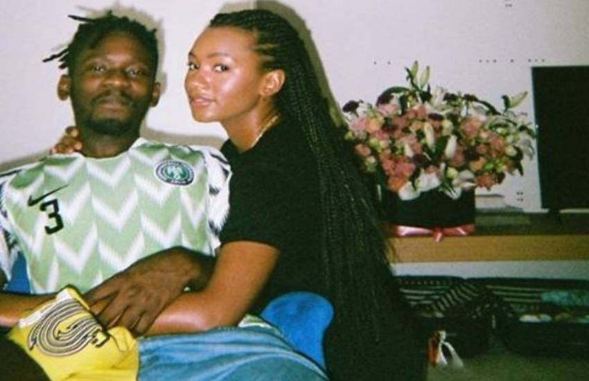 Singer Mr Eazi celebrates girlfriend in sweet post as she turns 24