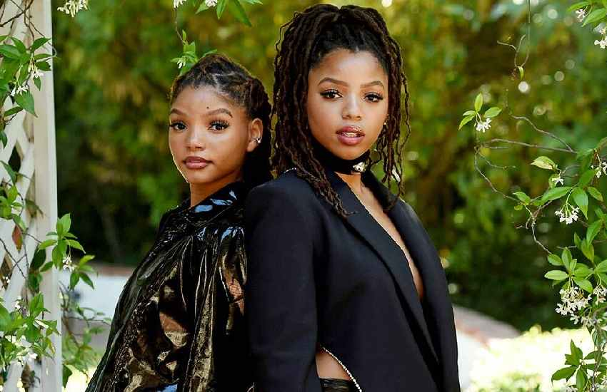 Sisters Chloe x Halle leave us wanting more after Fendi campaign