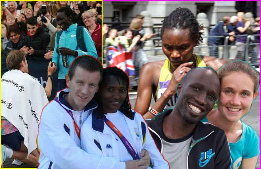 Six athletes who broke racial barriers, found love abroad
