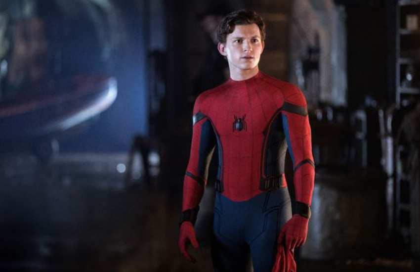 Spider-Man star Tom Holland 'splits from girlfriend Olivia Bolton'