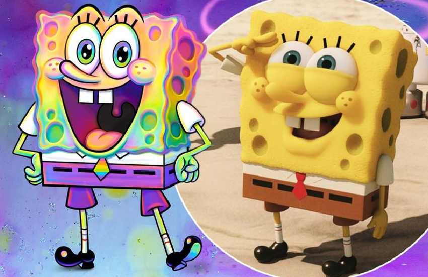 Spongebob Squarepants 'comes out as LGBTQ+' in celebration of Pride Month