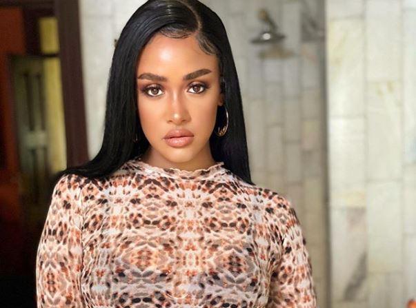 Tanasha Donna denies kissing ex-Diamond during Tanzania show