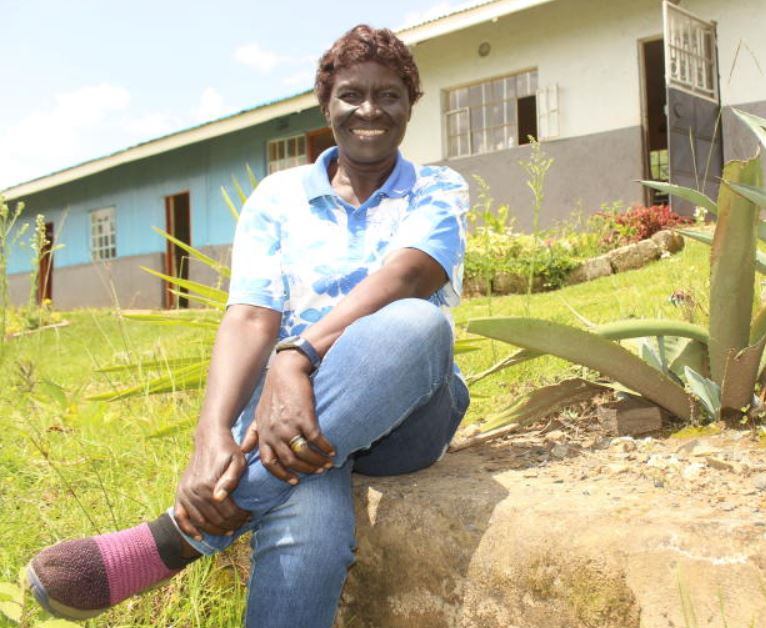 Tecla Chemabwai: How Kenya's first female Olympian went to the games