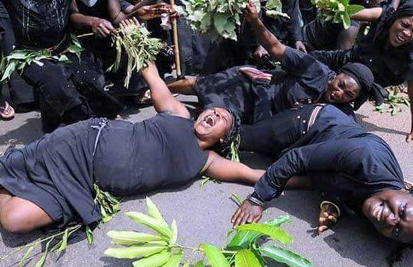 12 characters you will never miss at Kenyan funerals!