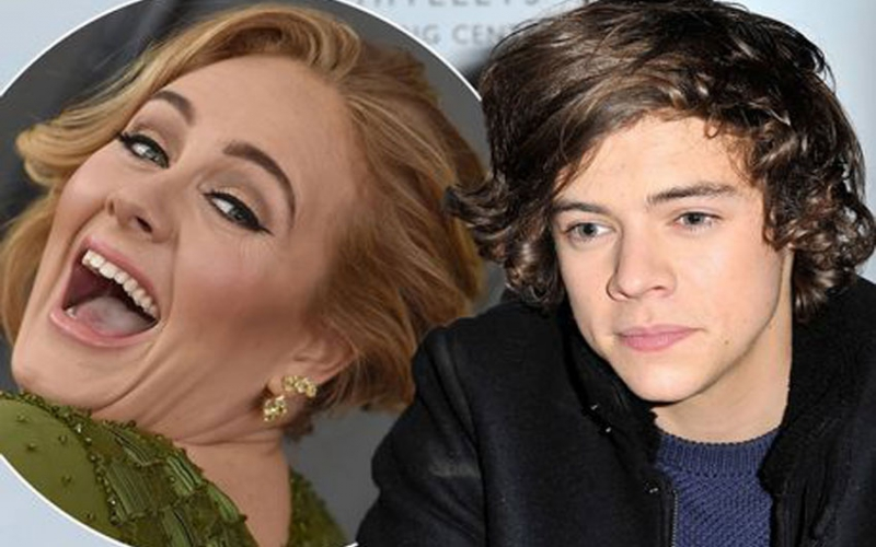 Adele, Harry Styles vacationing in Anguilla, spark romance rumours
