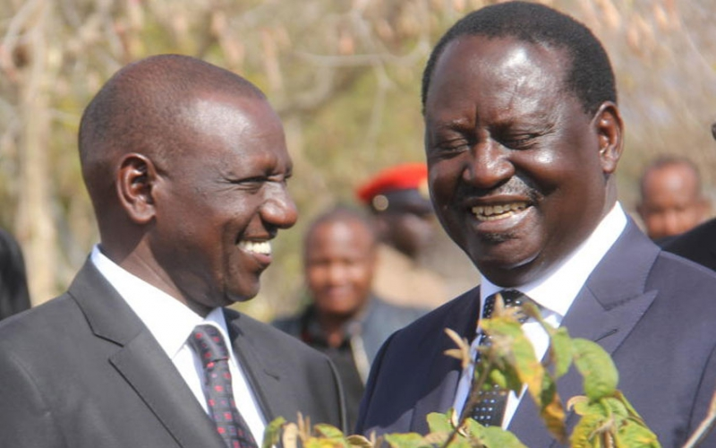 Battle Royale: Why referendum will be about Baba, Ruto