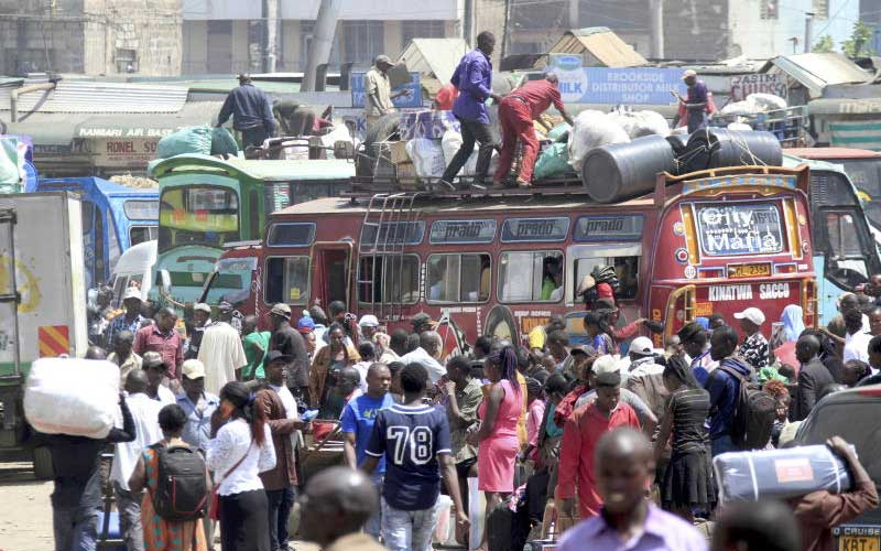 Christmas rush: Pain for travellers as PSV operators hike fares