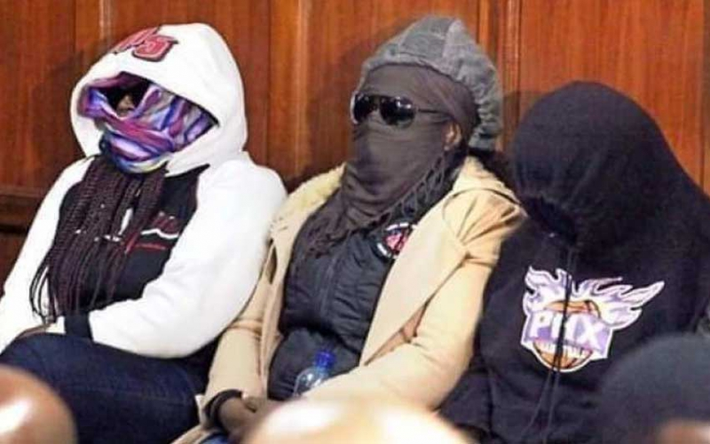 CJ Maraga reins in on suspects donning hoodies, sunglasses