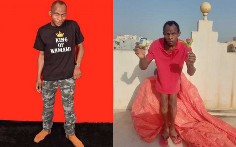 Cleaning filthy toilets in Oman made me famous – 'King of Wamama'