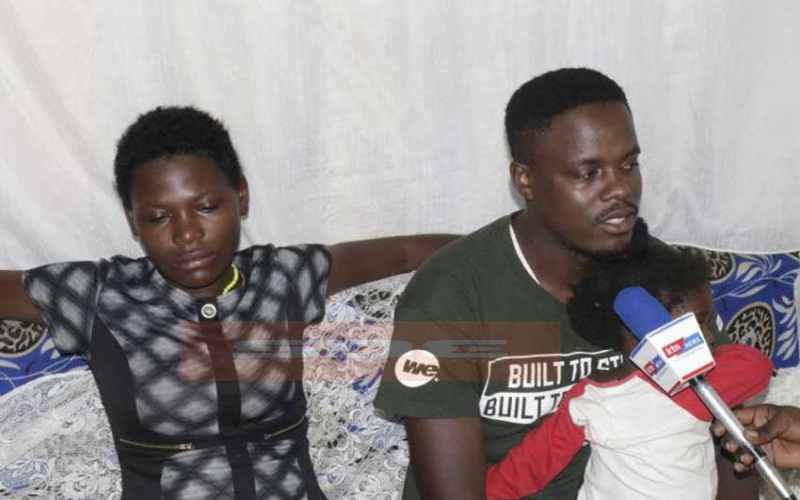 Couple:  How losing our child wrecked our marriage, life