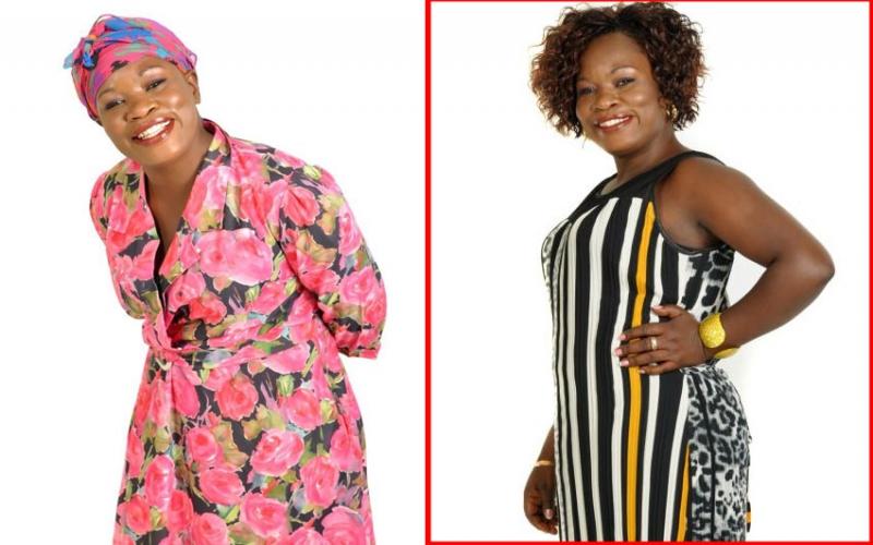 Cucu wa Kangemi inspired my character - Mama Nyaguthii