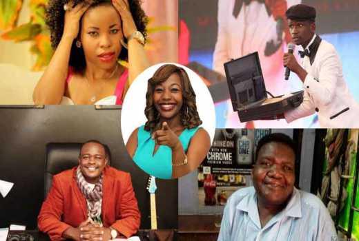 Dark year for Kenyan celebrities: Seven popular artists who died in 2017