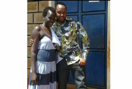 Emmy Kosgei's pictures before fame and money