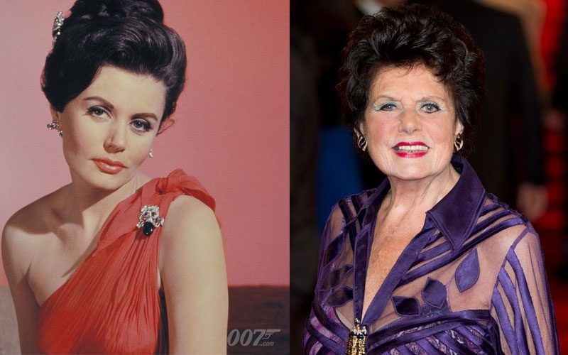First ever Bond girl Eunice Gayson dead at age 90