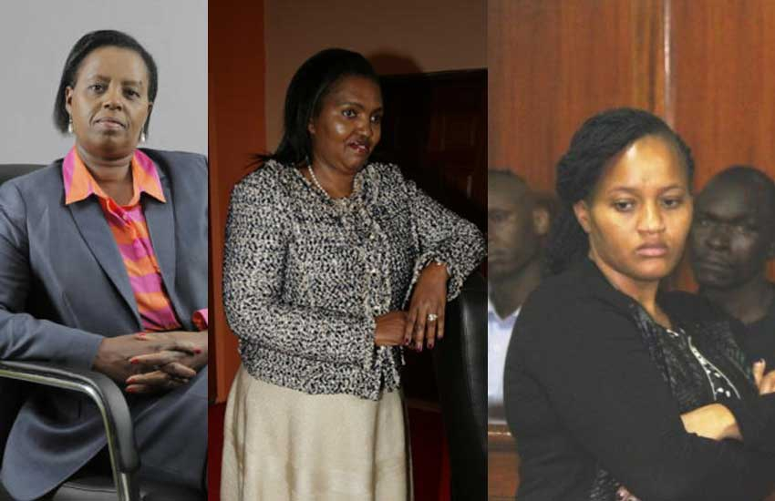 Five phenomenal women who call the shots for 'tulevis' in Kenya