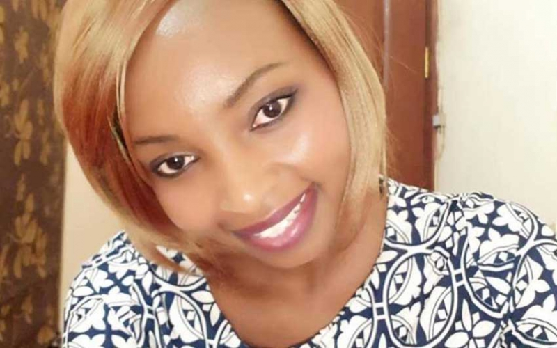 Florence was hit with blunt object, pushed out of moving matatu