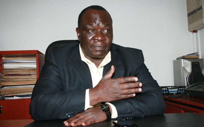 Former MP Reuben Ndolo arrested in Kilimani land drama