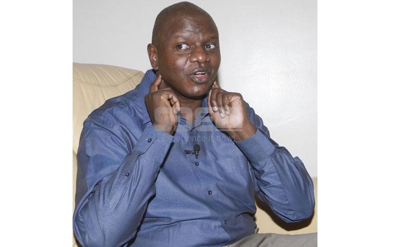 Former TV anchor Louis Otieno regains his hearing