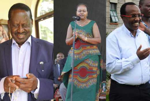 From Raila, Waiguru to Ndii: 10 people who will shape 2018