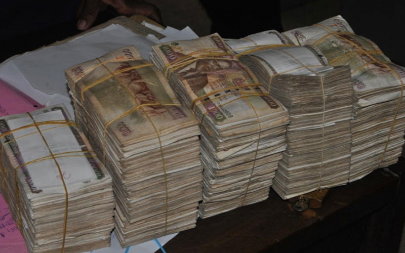 County official arrested carrying Sh4 million inside bag