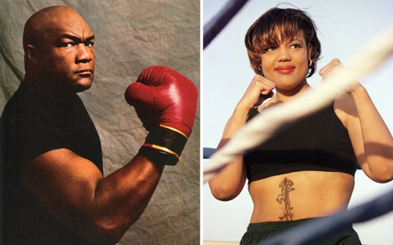 George Foreman's daughter Freeda found dead