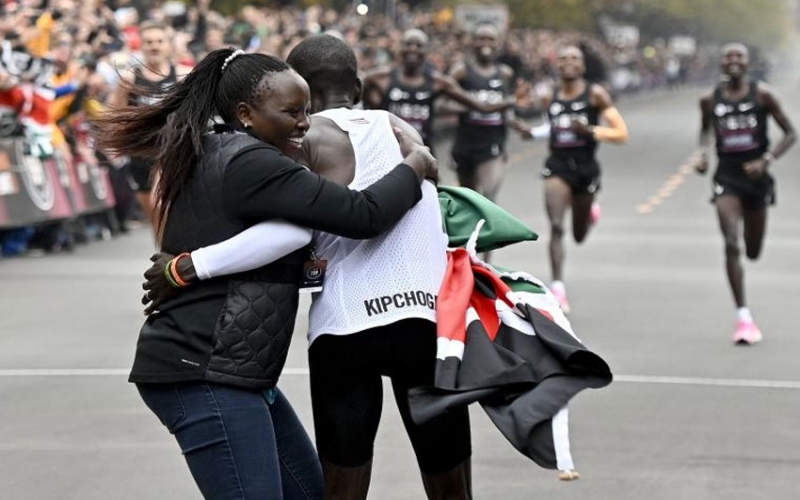 Public holiday? How KOT reacted to Eliud Kipchoge's INEOS challenge