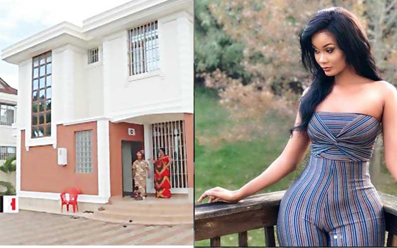 Hamisa Mobeto settles full year house rent after Diamond snub