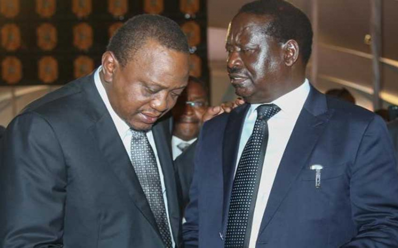 Handshake: How has it benefited the Luo Nation?