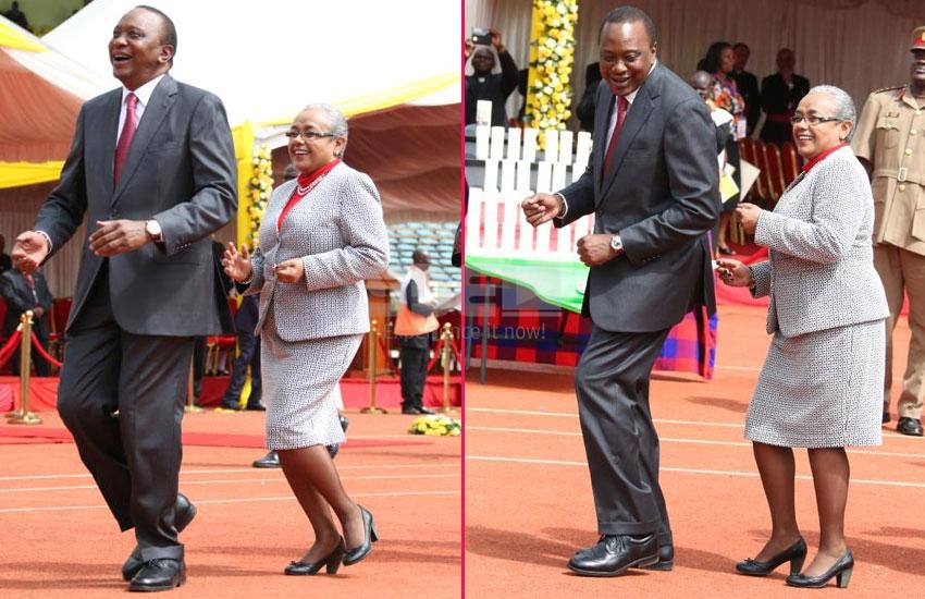 How Kenya's presidents use their ingenuity to wind down