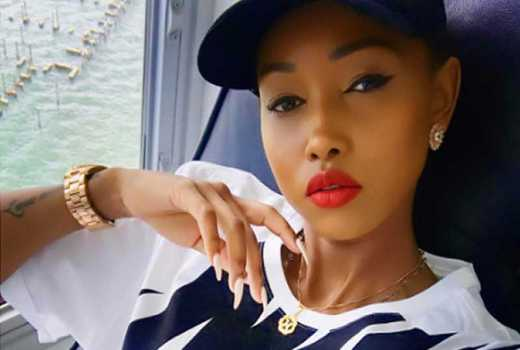 Huddah Monroe: Being born in an African family is like slavery