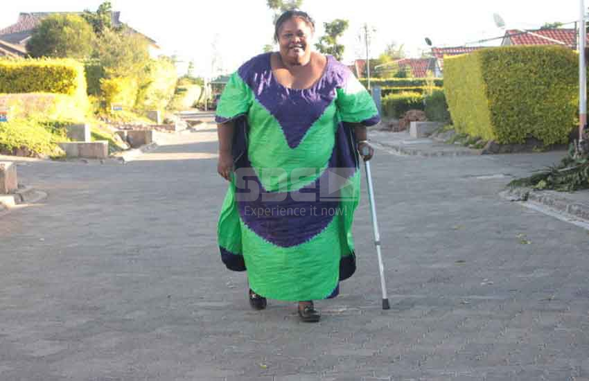 I've had three operations in India: The touching story of Makueni Woman Rep