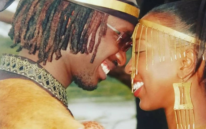 Why I almost walked out of my marriage, singer Nameless
