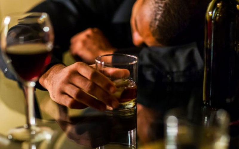 If you love booze, you could be mentally ill- Dr Chitayi