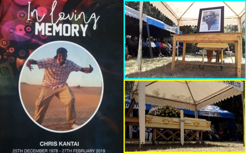 Kantai's mother learnt of her son's death in Dubai, UAE