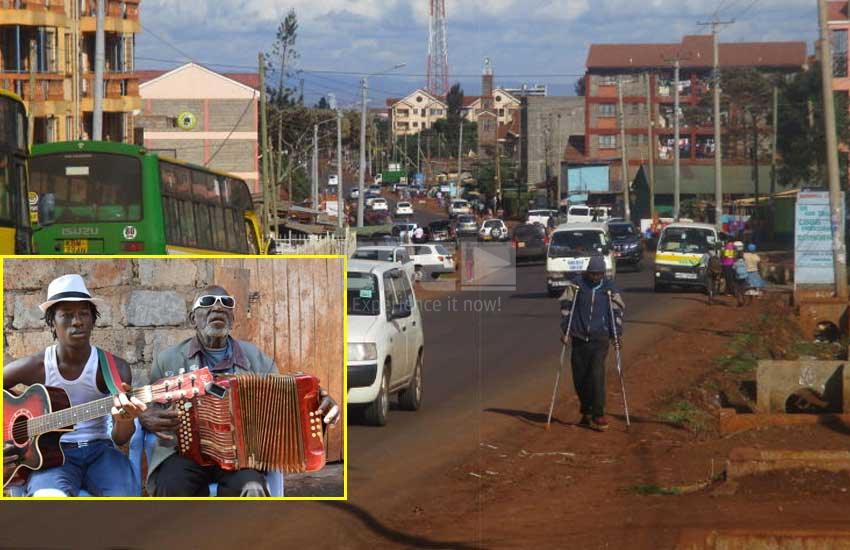 Life in this village is too expensive for 'hustlers wa Nairobi'
