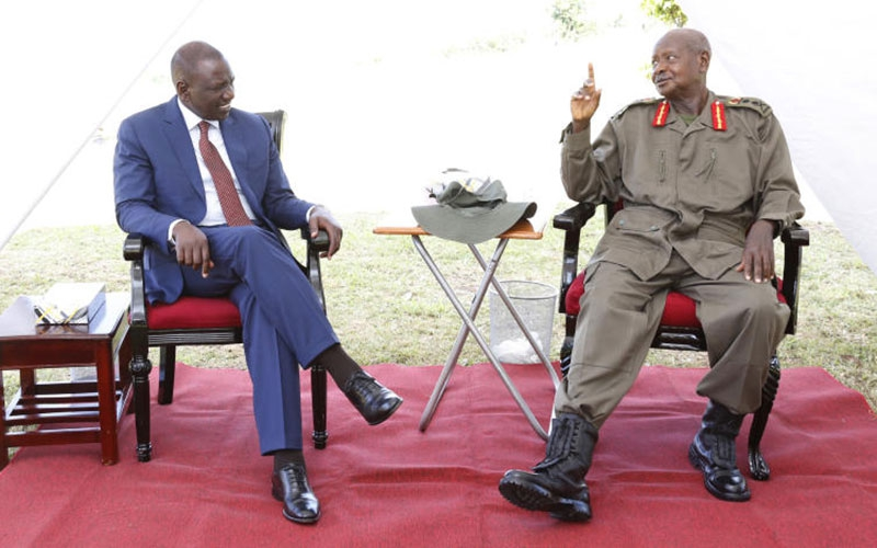 Makerere names new institute after DP William Ruto